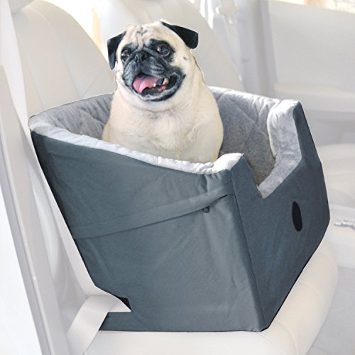 Gray Bolster Seat - 2