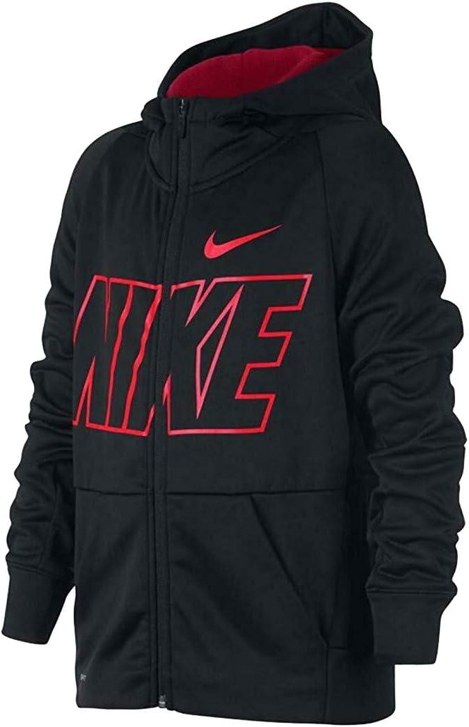 Nike Mens Dri-FIT Therma Full-Zip Training Hoodie