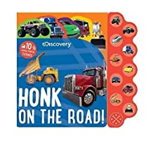 Discovery Kids Honk on the Road!: 10 Vehicle Sounds