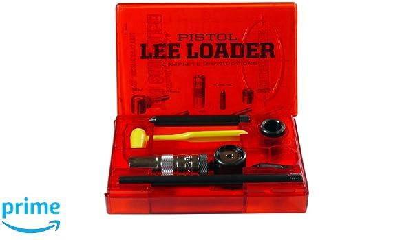 Lee Precision 90260 Classic Loader Cal 44 Magnum, Talla Única: Amazon.es: Deportes y aire libre