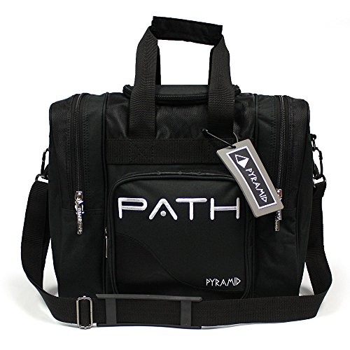 Pyramid Path Pro Deluxe Single Tote - Black/Black