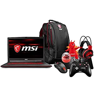 "MSI GL73 8RC-032 (i7-8750H, 16GB RAM, 128GB SATA SSD + 1TB HDD, NVIDIA GTX 1050 4GB, 17.3"" Full HD, Windows 10) Gaming Notebook"