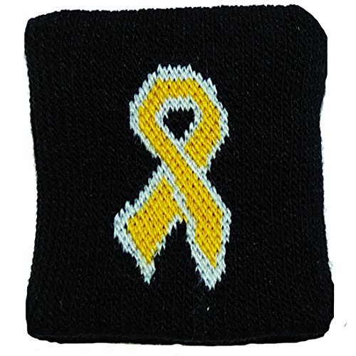 Red Lion Gold Ribbon Wristbands Support Childhood Cancer Research