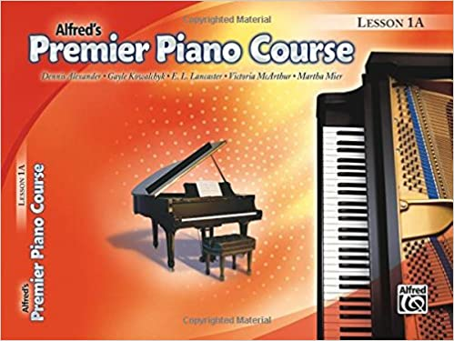 Bk 2A Premier Piano Course Lesson Book Book and CD