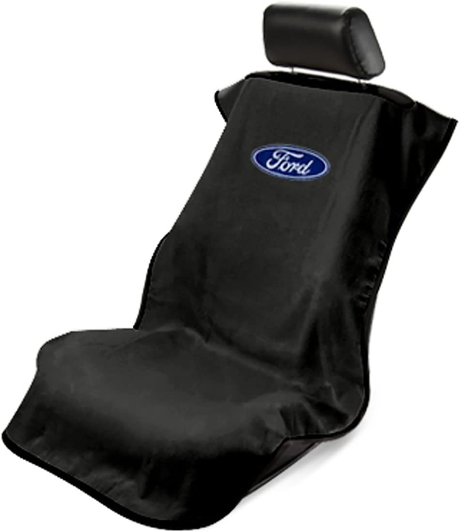 Seat Armour SA100FORB Black Ford Seat Cover