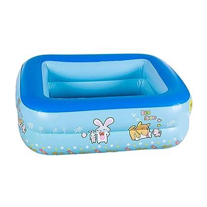 Portátil Bebé Piscina Hinchable PVC Protección UV Juego de ...