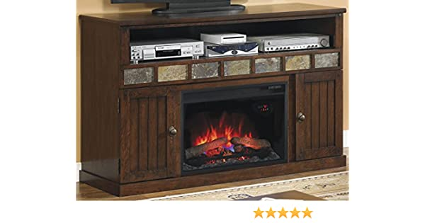 Amazon Com Classicflame 26mm1754 O128 Margate Tv Stand For Tvs Up