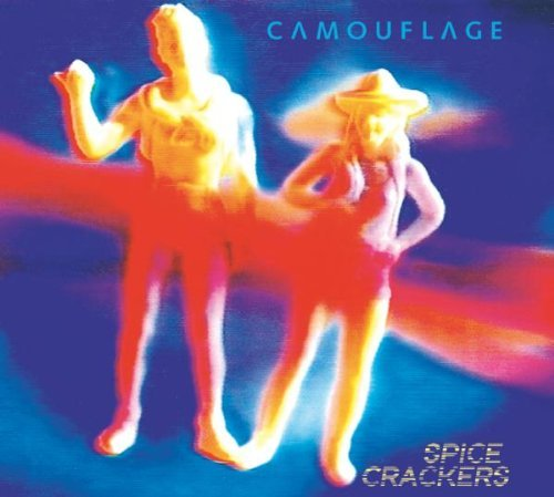 Spice Crackers (2-CD Deluxe Edition) by CAMOUFLAGE - Camo 2009