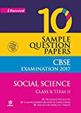 CBSE 10 Sample Question Papers - Social Science for Class 10th Term-2