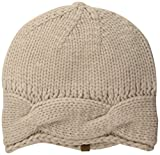 Mackage Women's Coco Beanie, Sand, One Size