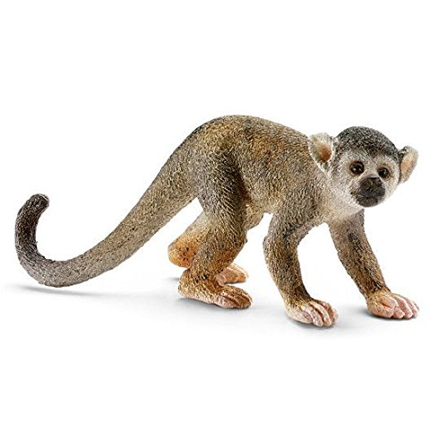 Schleich Squirrel Monkey Toy Figure (Squirrel Schleich)