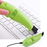 Plastic Keyboard Cleaner Dust Collector Aspirator for Computer Laptop