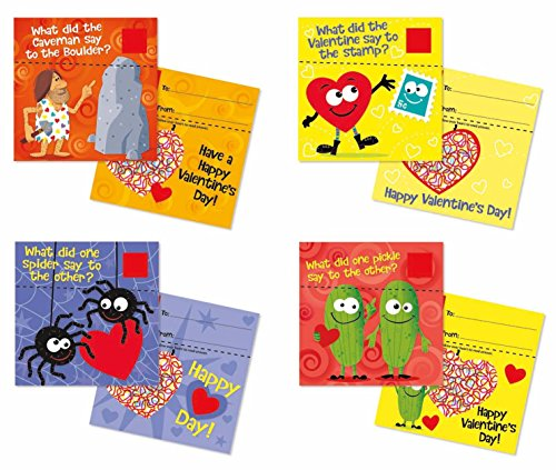 Amazoncom Peaceable Kingdom Red Reveal Happy Riddle 28 Card