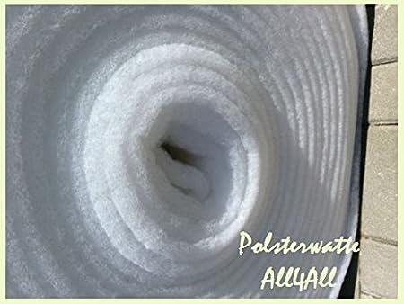 Watte zum Basteln Polsterwatte VolumenVlies Watte 1,5 kg