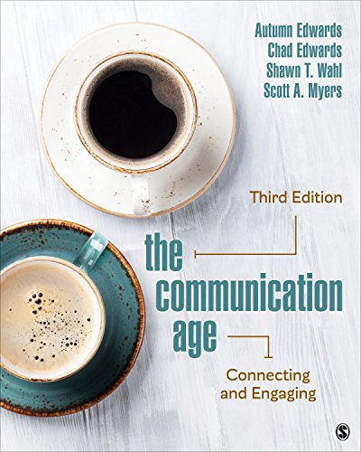 The Communication Age: Connecting and Engaging
