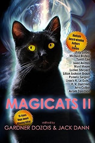 book cover of Magicats II