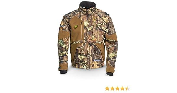 cbb0c4f9a9b13 Amazon.com: Scent Blocker Men's Dream Season Silent Shell Jacket with Boa,  Mossy Oak Break Up Infinity, X-Large: Clothing