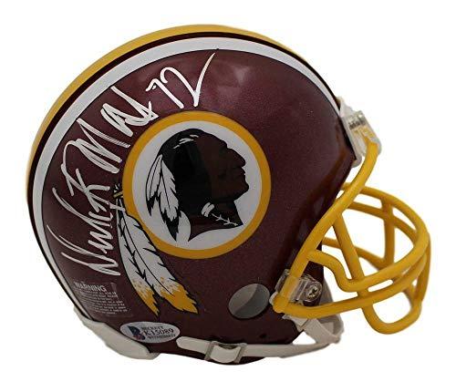 Dexter Manley Autographed/Signed Washington Redskins Mini Helmet BAS