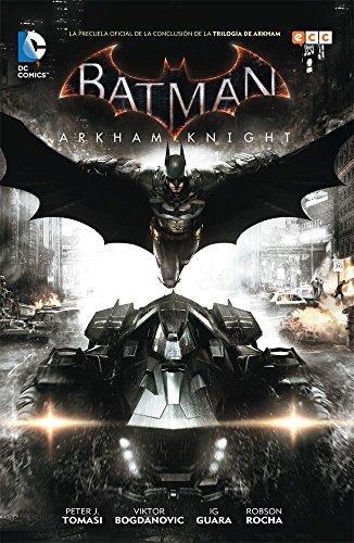 Descargar Libro Batman: Arkham Knight Peter Tomasi