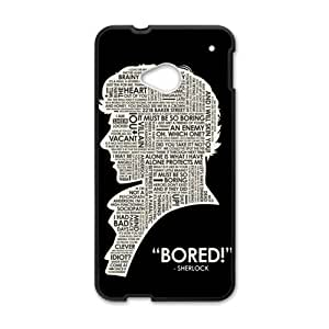 VOV Bored man Cell Phone Case for HTC One M7
