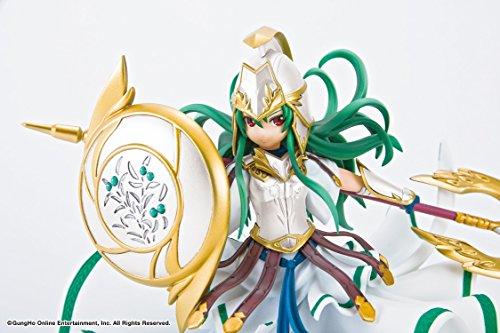 Athena, Puzzle & Dragons Figure Collection Vol.2
