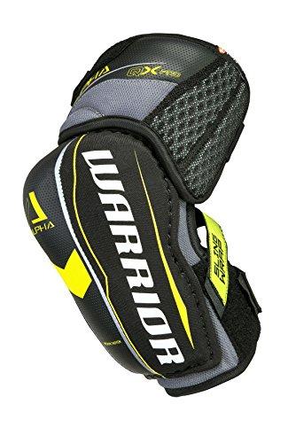 WARRIOR Qxepsr7 Qx Senior Elbow Pad, Black/Yellow, ()