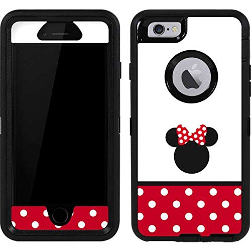 Minnie Mouse OtterBox Defender iPhone 6 Skin - Minnie Mouse Symbol