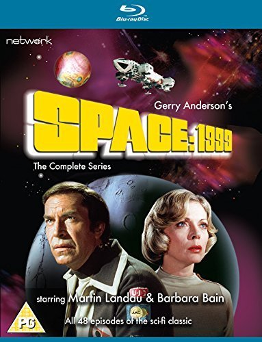 Space: 1999: The Complete Series [DVD] [Blu-ray] by Network