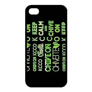Custom Cartoon Back Cover Case for iphone 4,4S JN4S-485