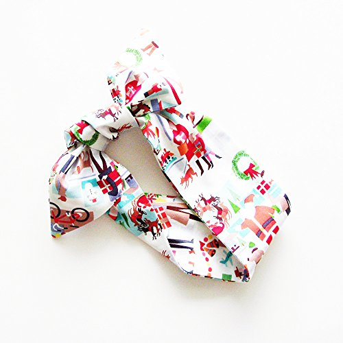 retro-midtown-christmas-head-scarf-me2designs-handmade-multipurpose-cotton-scarf-tie-adornment