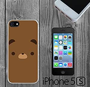 Cute Teddy Bear Design Custom made Case/Cover/skin FOR iPhone 5/5s
