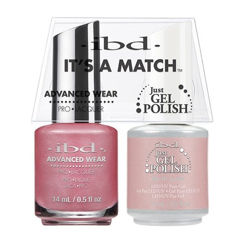 ibd Advanced Wear Color Duo So In Love #479 UV Gel Color