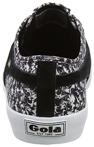 Black Coaster Gola Sneaker Liberty White Donna Bianco fZHqzSwq8