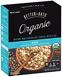Better Oats Raw Pure and Simple Bare (Pack of 6)