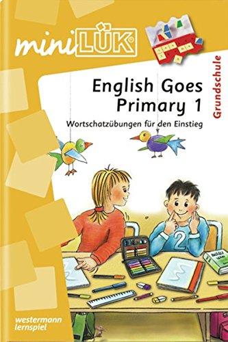 miniLÜK: English Goes Primary 1: Englisch in der Grundschule