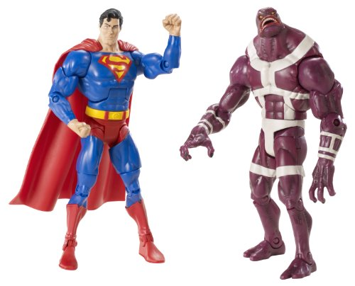 DC Universe Classics Superman vs Parasite Collector Figure 2-Pack (Classic Superman)