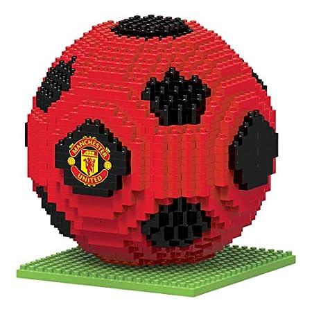 FOCO BRXLZ Football Building Set 3D Construction Toy 51y6JkVT0uL