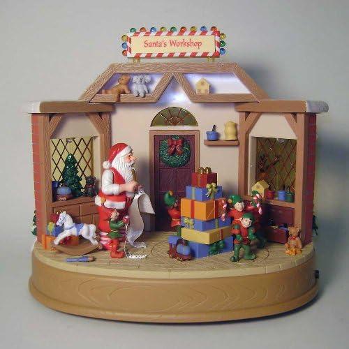 Avon Animated Santas Workshop