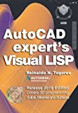img - for AutoCAD Expert's Visual LISP: Release 2019 Edition. book / textbook / text book