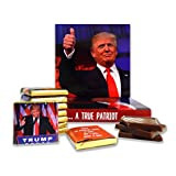 """Chocolate gifts """"Trumps"""" are funny gifts for everyone! ♛ Funny gift for everyone! (Patriot)"""