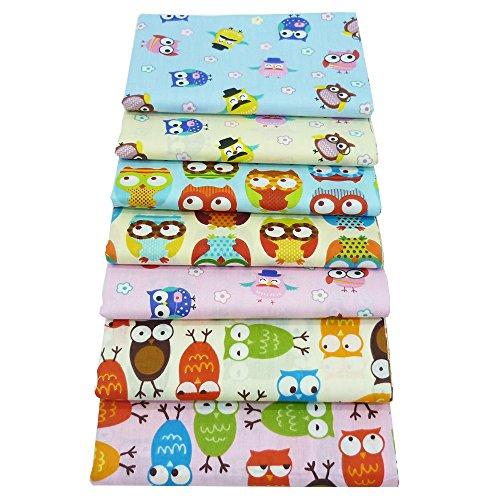 owl quilt squares - 1