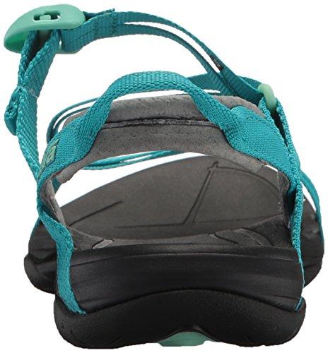 Teva Dame Kvinders W Sirra Sport Sandal Flise Blå hMYCR