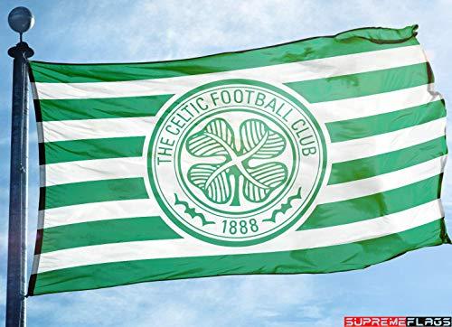 - Celtic FC Flag Banner 3x5 ft Scotland Premiership Football Soccer