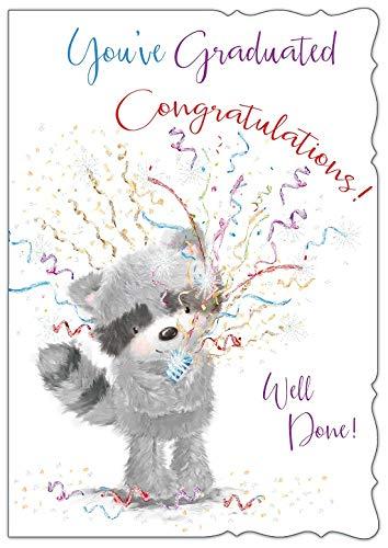 Cards Galore Online Tarjeta de Felicitación de Graduación ...