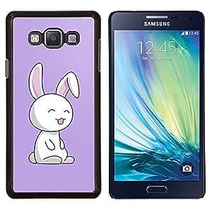 TECHCASE---Cubierta de la caja de protección para la piel dura ** Samsung Galaxy A7 ( A7000 ) ** --Joven Hierba
