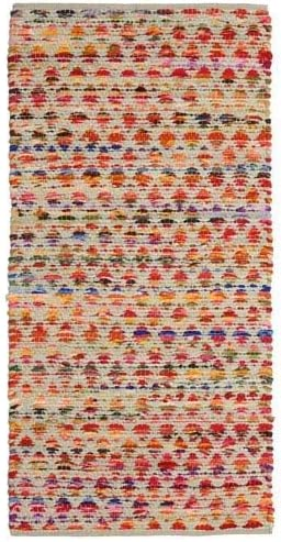 Complex Mint Hand Woven Rug 2×5 Rug