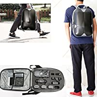 Drone Fans Hardshell Backpack Waterproof Shoulder Bag Carrying Case with Large Capacity for DJI MAVIC PRO