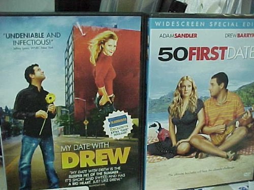 50 First Dates, My Date with Drew : Drew Barrymore 2 Pack Collection