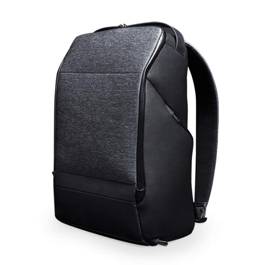 メンズビジネスバックパック防水盗難防止バックパック(USB充電ポート付き)ラップトップ旅行荷物を運ぶ B07RGVLFCN