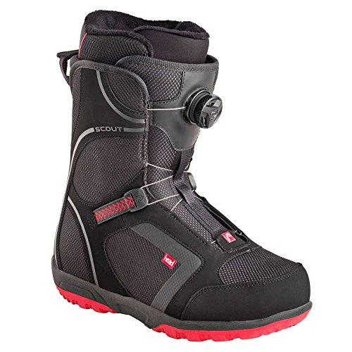 Scout Pro Boa snowboard boots men's, (Scout Boa Snowboard Boots)